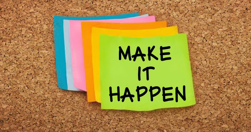 What's your New Year's resolution for your business?