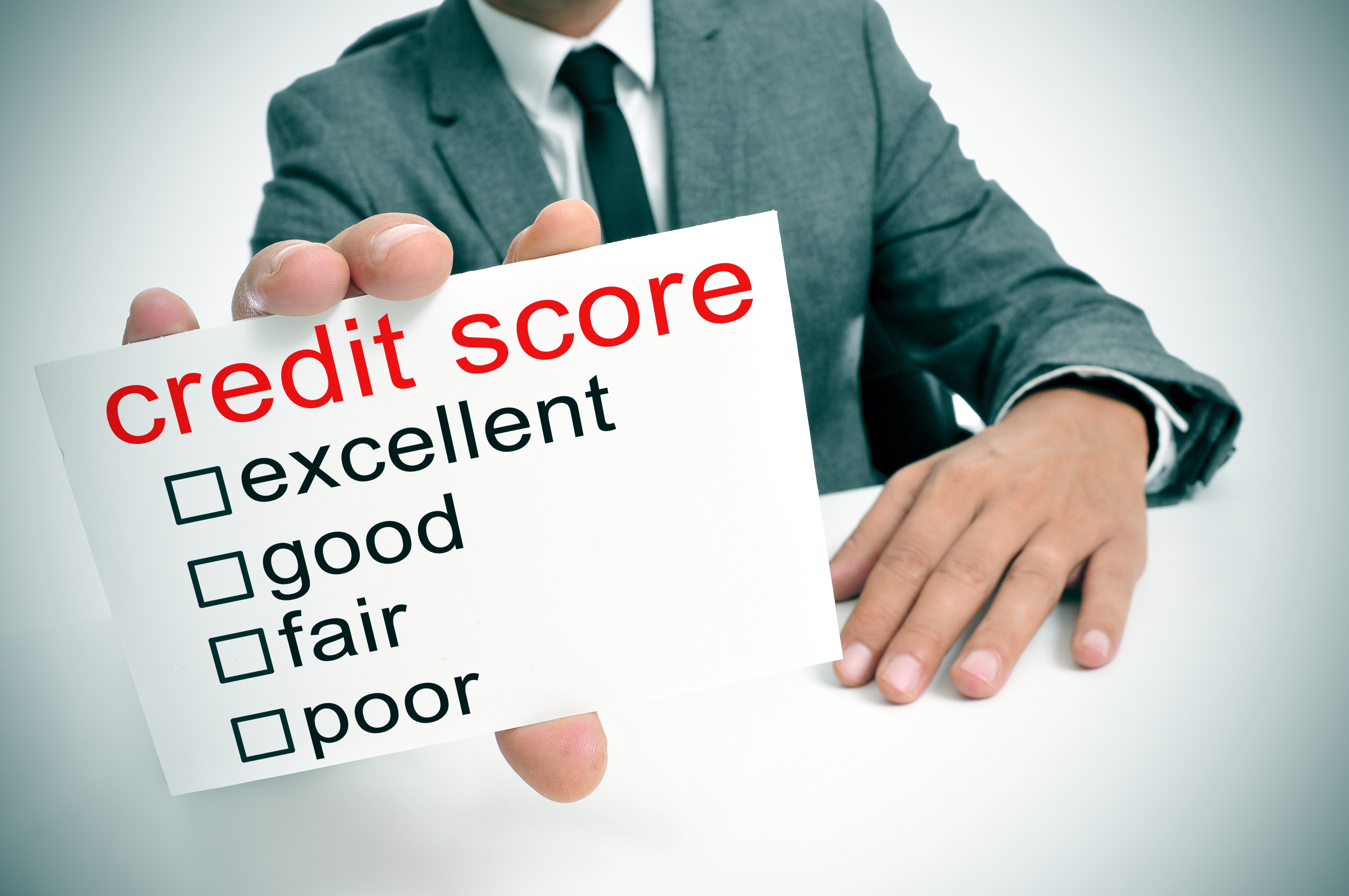 Six ways to improve your business credit rating