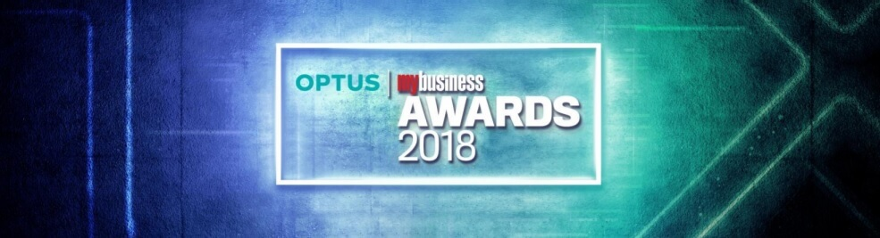 Dexterous shortlisted as finalist for prestigious Optus My Business Award